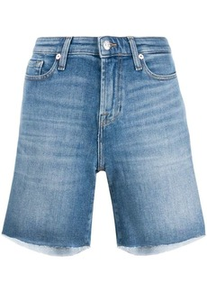 7 For All Mankind Boy denim shorts