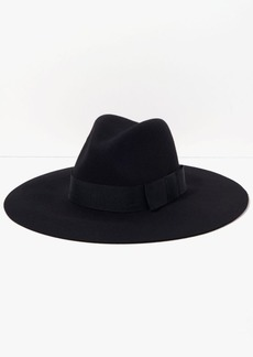 7 For All Mankind Brixton Piper Hat in Black