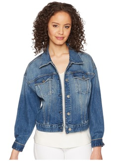 7 For All Mankind Bubble Jacket