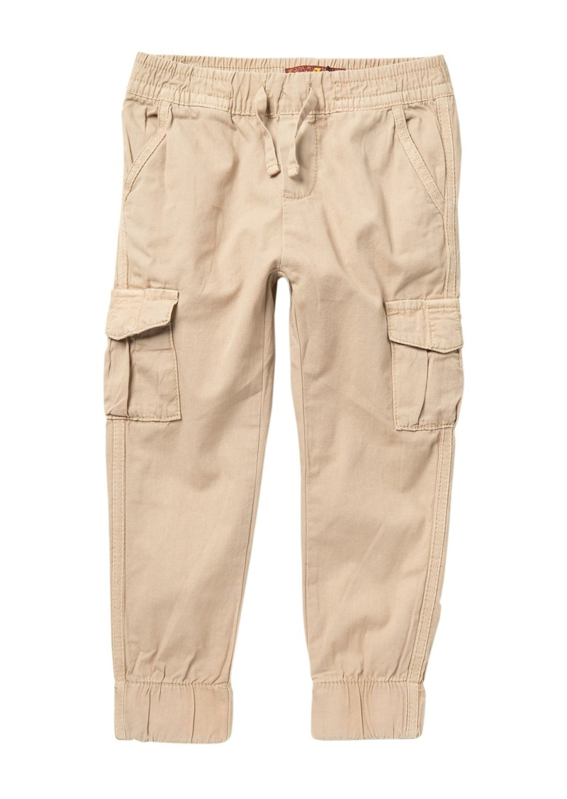 7 For All Mankind Cargo Pocket Joggers (Little Boys)