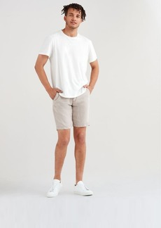 7 For All Mankind Chino Short in Stone