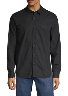 7 For All Mankind Classic Button-Down Shirt