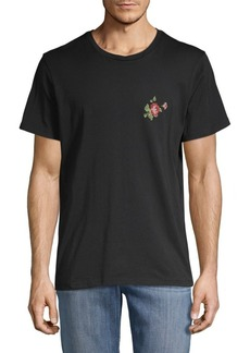 7 For All Mankind Classic Crewneck Cotton Tee