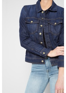 Classic Denim Jacket in Eden Port