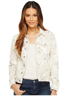 7 For All Mankind Classic Denim Jacket w/ Distress