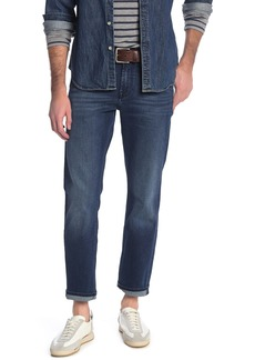 7 For All Mankind Clean Pocket Slim Straight Jeans