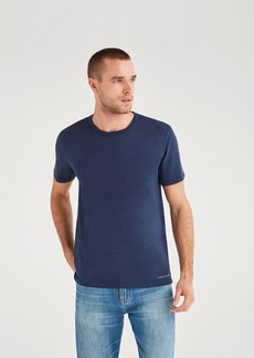 7 For All Mankind Commons Tee in Vintage Navy