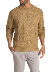 7 For All Mankind Completer Marled Crew Neck Sweater