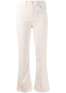 7 For All Mankind corduroy bootcut trousers