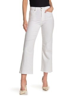7 For All Mankind Croped Wide Leg Jeans