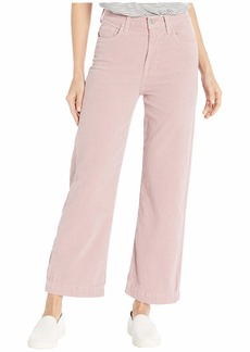 7 For All Mankind Cropped Alexa in Dusty Rose