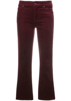 7 For All Mankind cropped trousers
