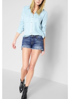 Cut off Short with Stem Hem in Bondi Beach