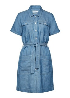 7 For All Mankind Denim Dress