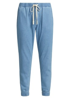 7 For All Mankind Drawstring Joggers