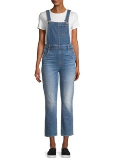 7 For All Mankind Edie Denim Overalls