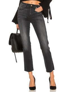 7 For All Mankind Edie With Frayed Hem