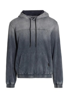 7 For All Mankind Faded Drawstring Hoodie