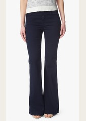 7 For All Mankind Featherweight Ginger Flare Leg Trouser in Rich Blue