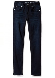 7 For All Mankind for all mankind Girls' Little Skinny Fit Jean (More Styles Available) G3232-BlackRiverThames
