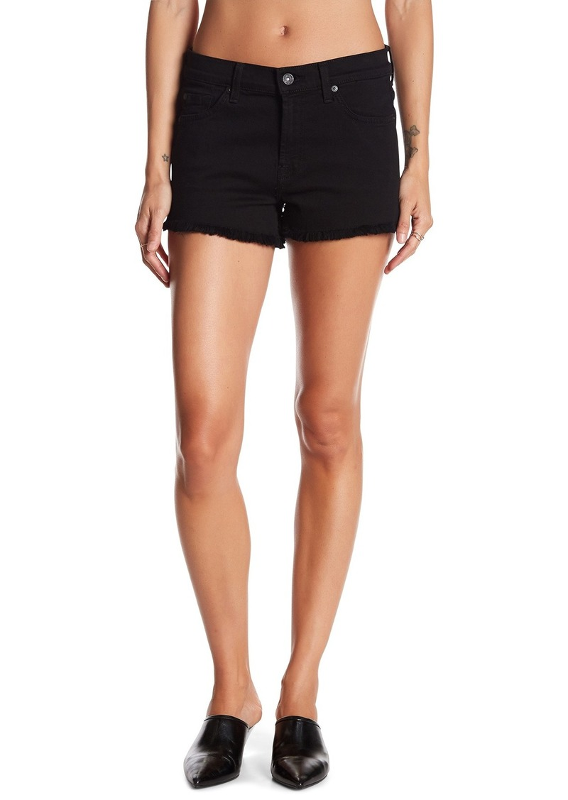 7 For All Mankind Frayed Shorts