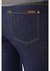 7 For All Mankind Ginger Flare Leg Trouser in Lovely Blue Rinse