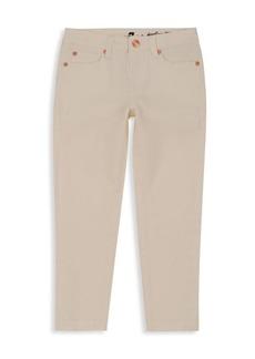 7 For All Mankind Girl's Josefina Slim Stretch Jeans