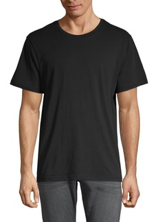7 For All Mankind Graphic Crewneck Cotton Tee