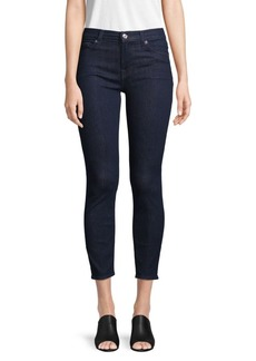 7 For All Mankind Gwenevere Ankle-Length Jeans