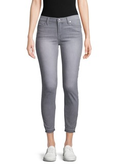 7 For All Mankind Gwenevere Ankle Skinny Jeans