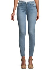 7 For All Mankind Gwenevere Destroy-Squiggle Jeans
