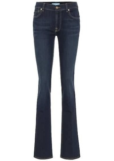 7 For All Mankind Bootcut B(Air) high-rise jeans