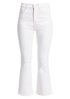 7 For All Mankind High-Rise Slim Kick Flare Jeans