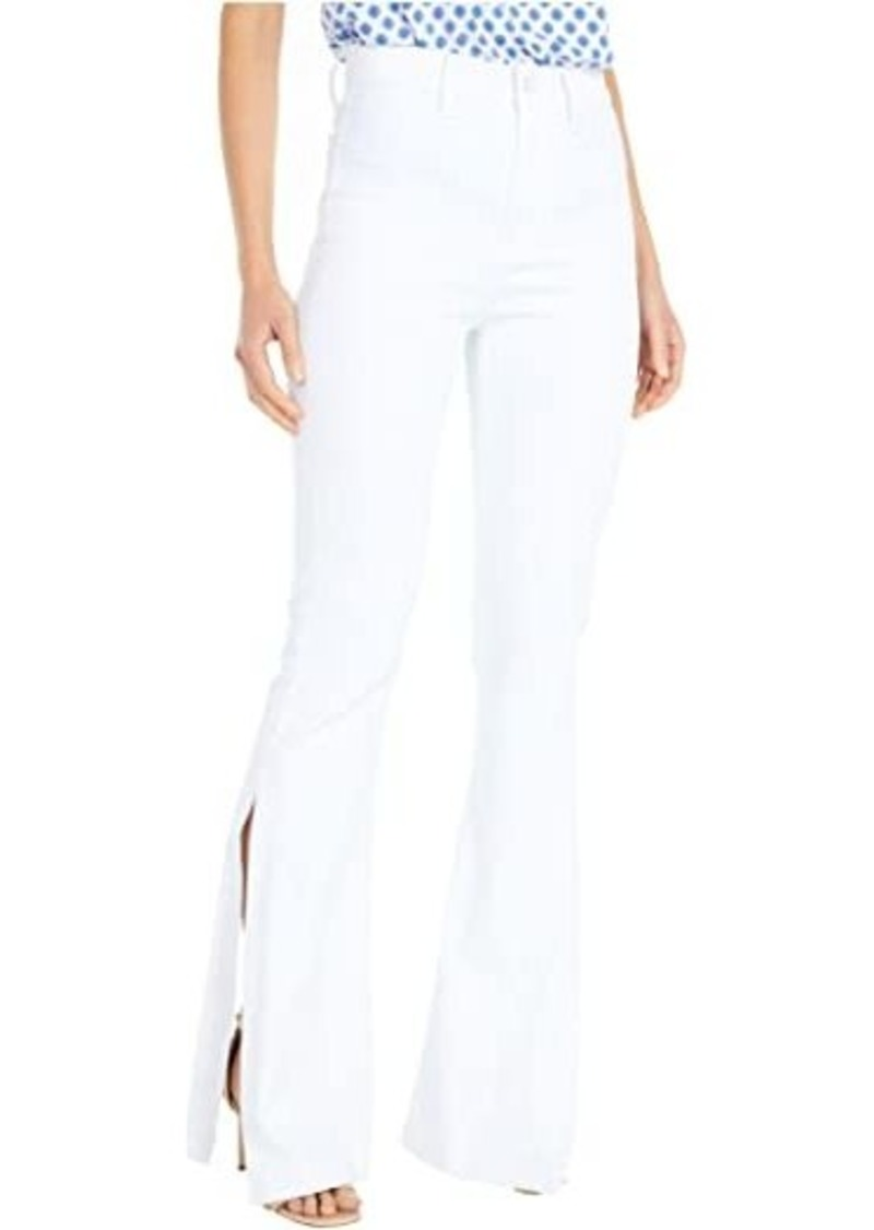7 For All Mankind High Slit Flare in Prince Street