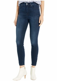 7 For All Mankind High-Waist Ankle Skinny in Deep Waters 3
