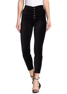 7 For All Mankind High Waisted Skinny Leg Jeans