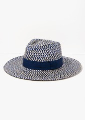 7 For All Mankind Joanna Hat in Navy and Khaki