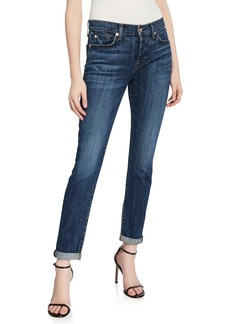 7 For All Mankind Josefina High-Rise Jeans