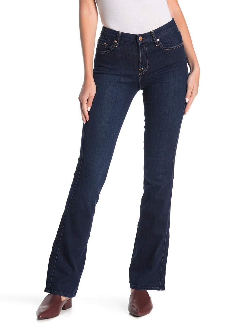 7 For All Mankind Kimmie Classic Bootcut Jeans