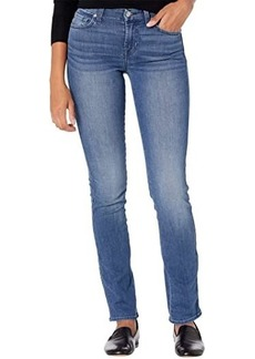 7 For All Mankind Kimmie Straight in B(Air) Atlantic