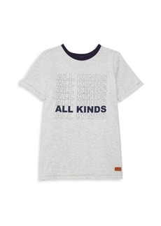 7 For All Mankind Little Boy's & Boy's All Kinds Tee