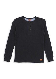 7 For All Mankind Little Boy's & Boy's Thermal Top