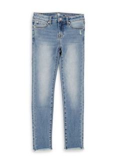 7 For All Mankind Little Girl's & Girl's The Skinny Jeans