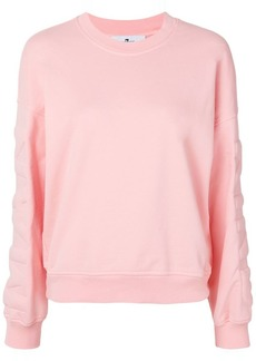 7 For All Mankind logo sweatshirt