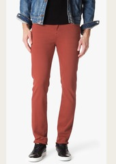 7 For All Mankind Luxe Performance Colored Denim Slimmy Slim in Cayenne