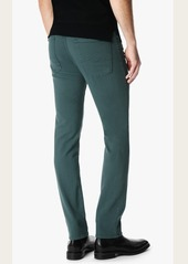 7 For All Mankind Luxe Performance Colored Denim Slimmy Slim in Moss