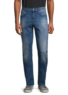 7 For All Mankind Luxe Performance Slim-Fit Jeans