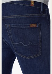 7 For All Mankind Luxe Performance Standard Classic With Clean Pocket in Resurgence