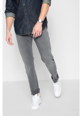 7 For All Mankind Luxe Sport Paxtyn Skinny Clean Pocket in Aspen Grey