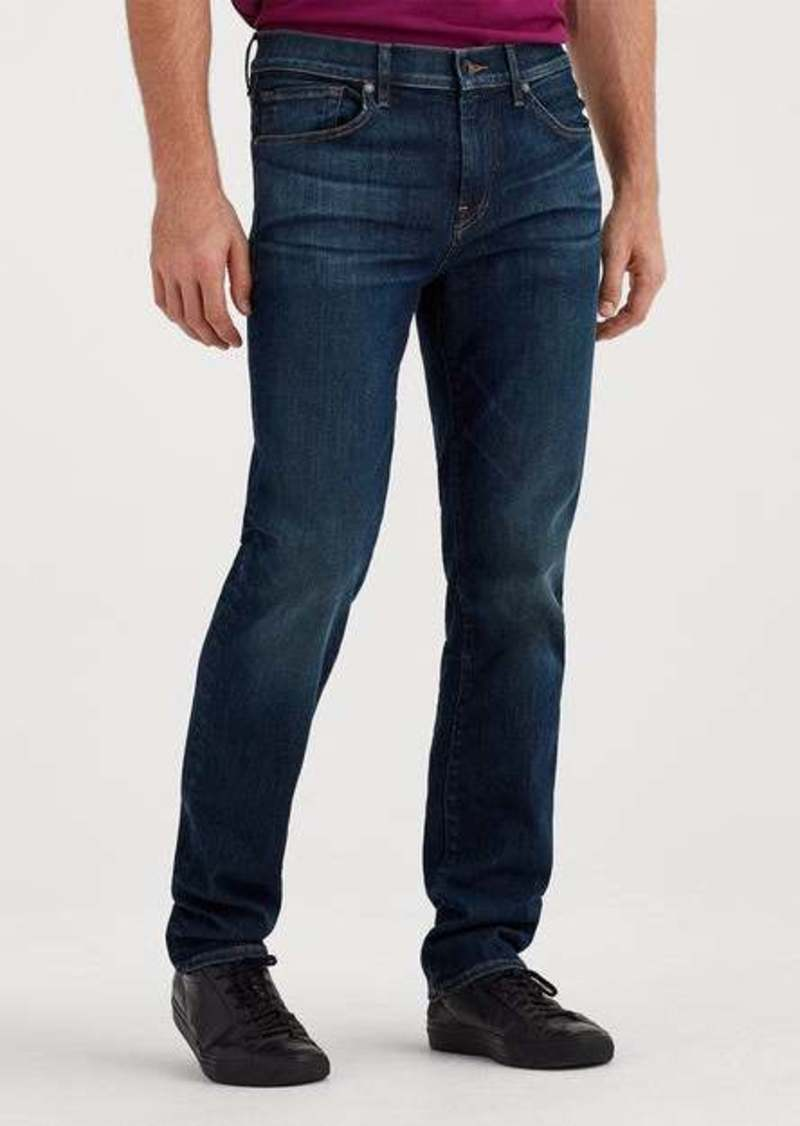 7 For All Mankind Luxe Sport Slimmy in Authentic Hiatus